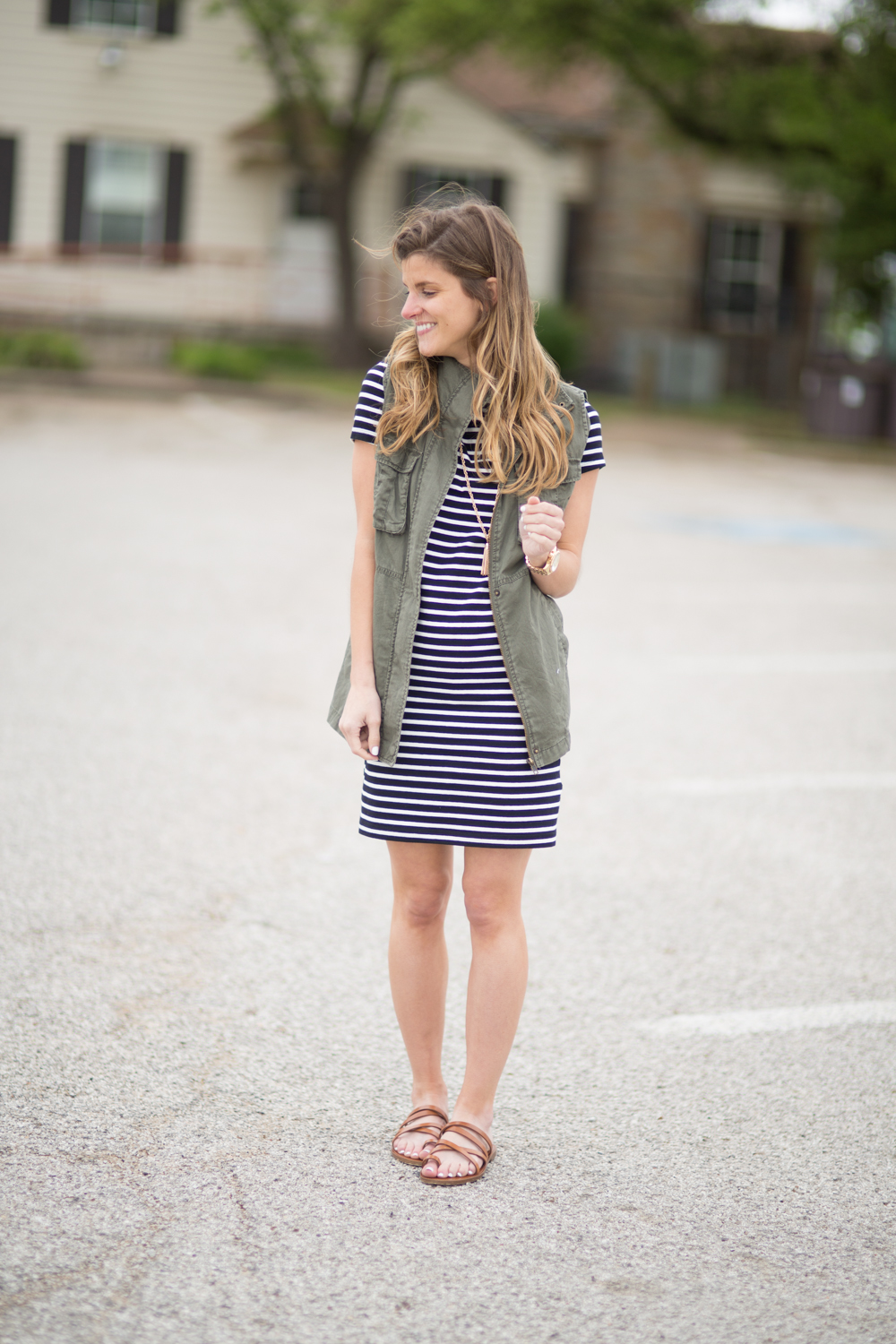 9e1f7dc4d6f Striped Dress Outfit Ideas - 3 Ways To Style a Striped Dress