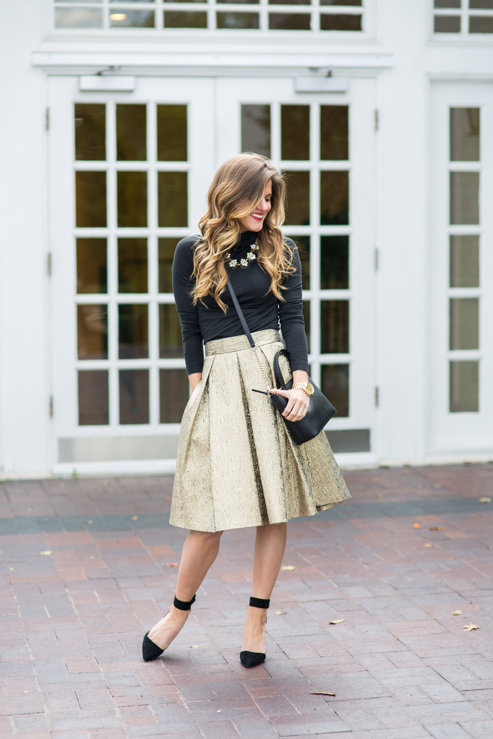 What to Wear to Your Holiday Office Party • BrightonTheDay