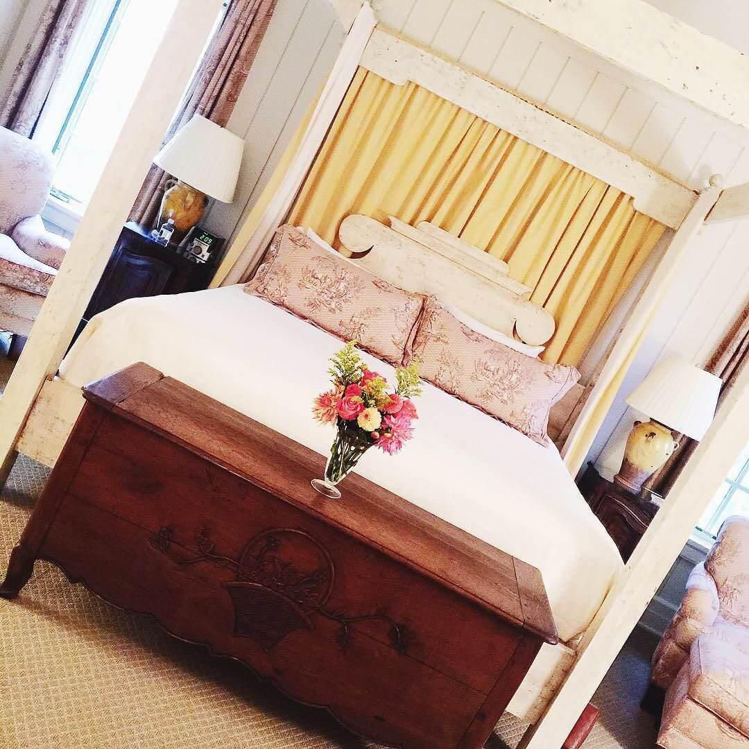 Highlands, NC City Guide - Old Edwards Inn Bedroom