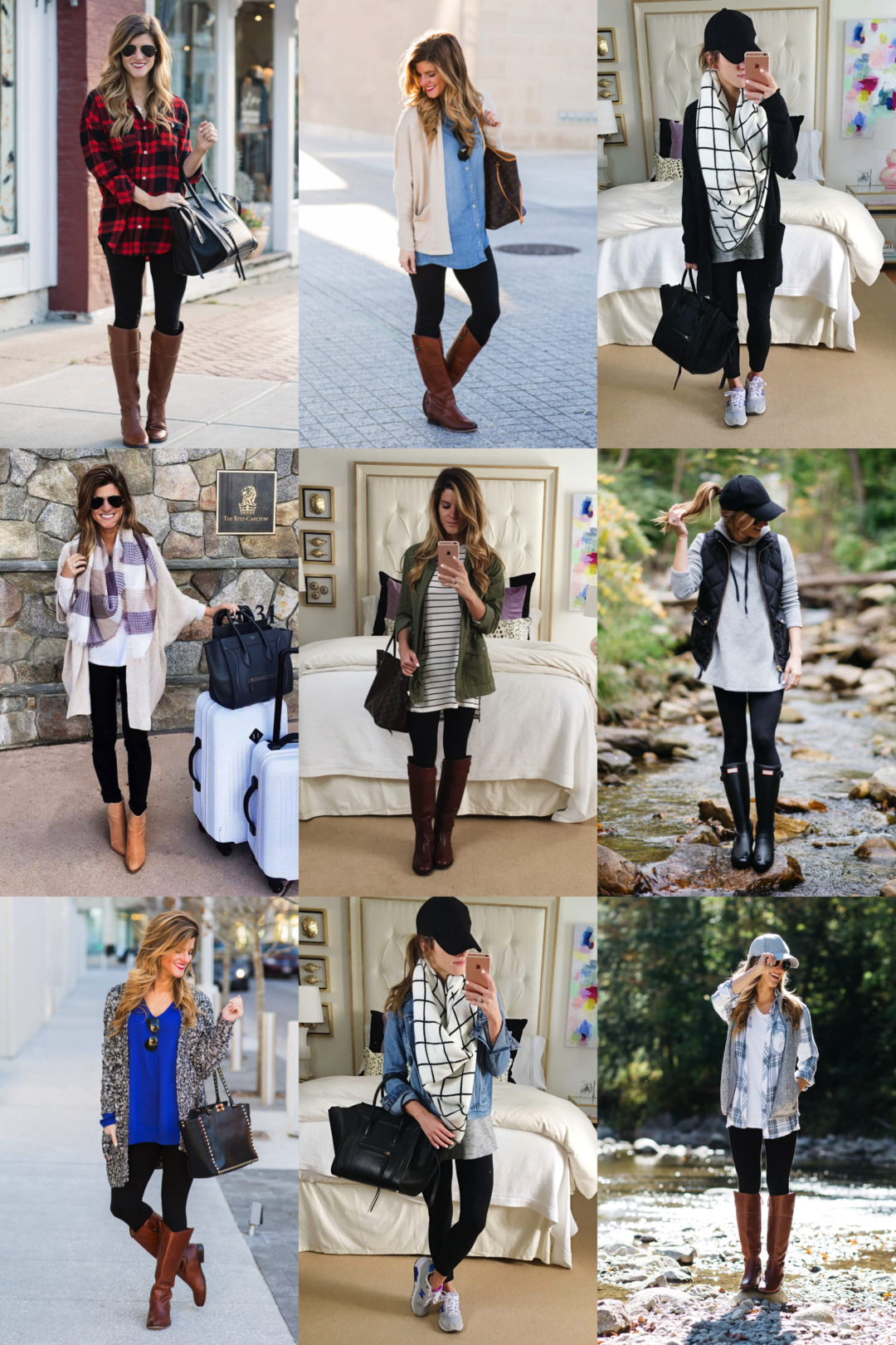 2641d8fc230 What To Wear With Leggings + 7 Style Tips on How To Wear Leggings