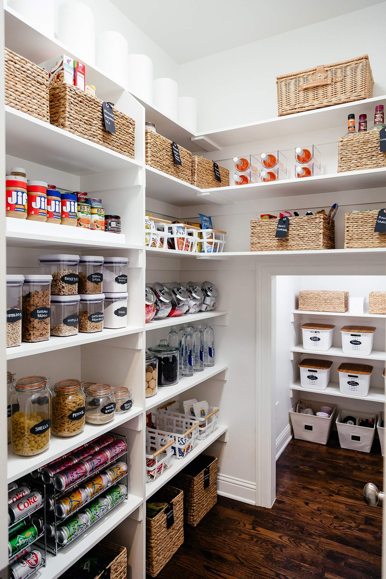 storage pin pantrys is turn great these your nightmare cabinets or dream pantry and into with pantries disorganized kitchen cluttered a best organizers