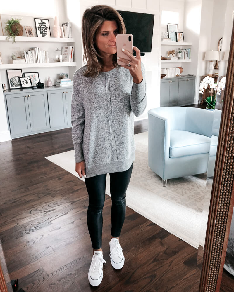 Sweaters To Wear With Leggings Brightontheday