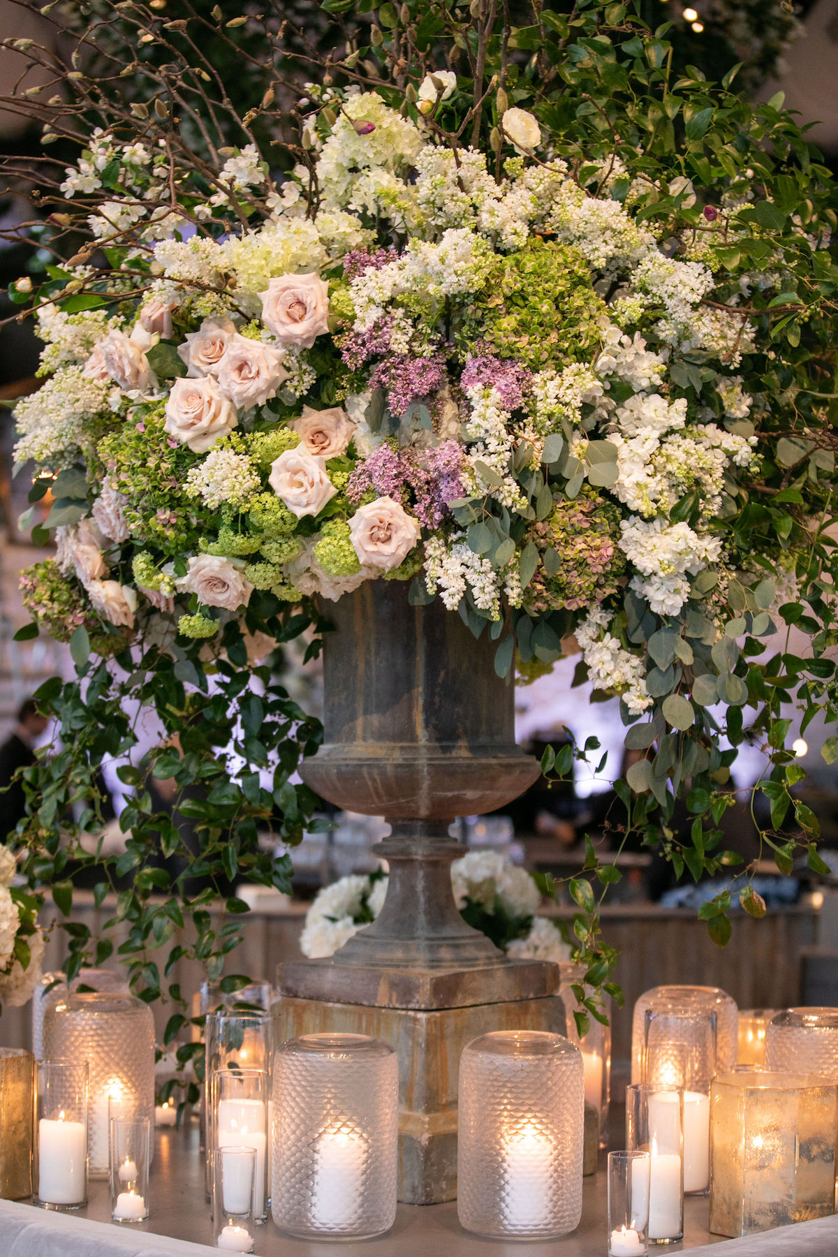 brighton keller wedding decor flowers 2