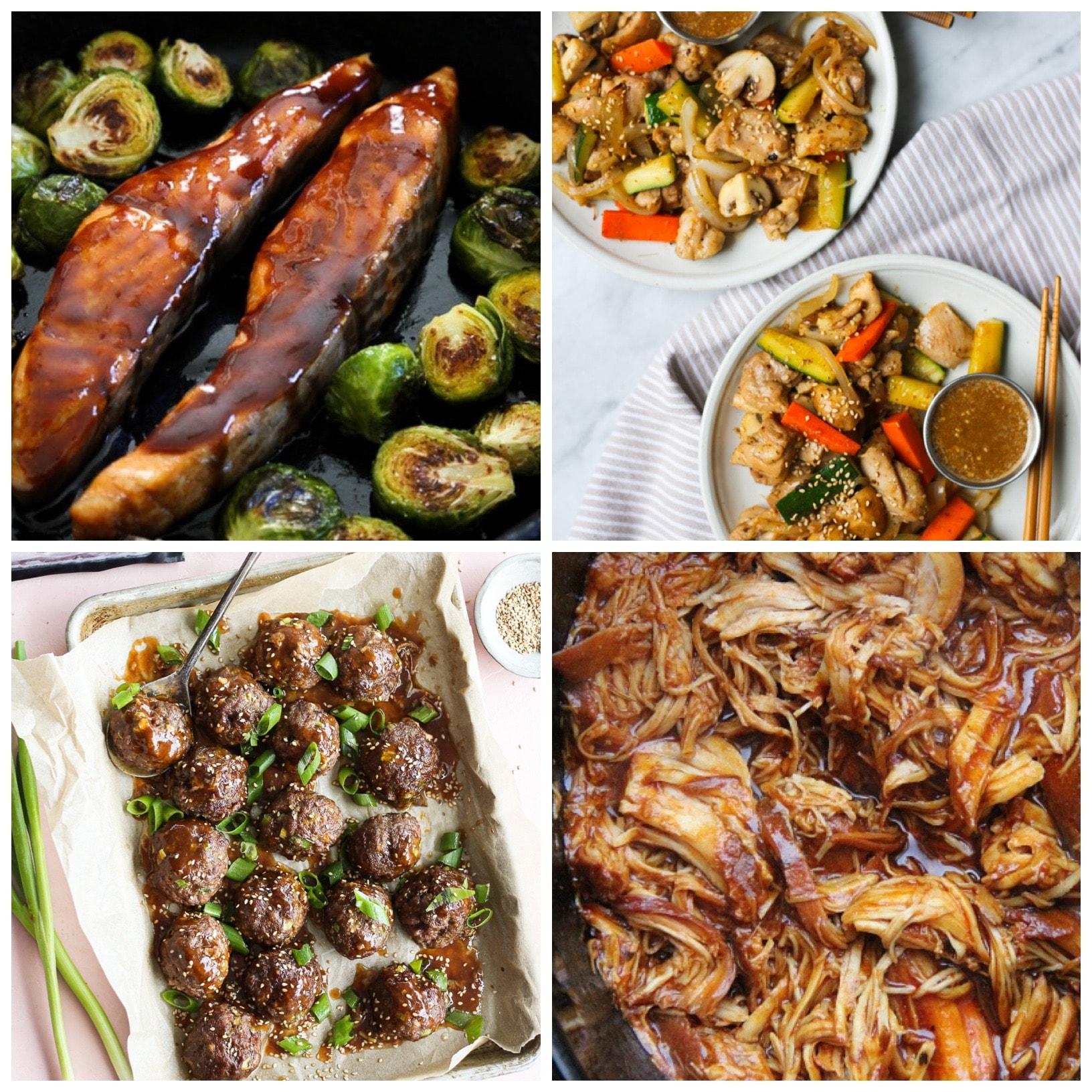 Brighton Keller April week 1 meals