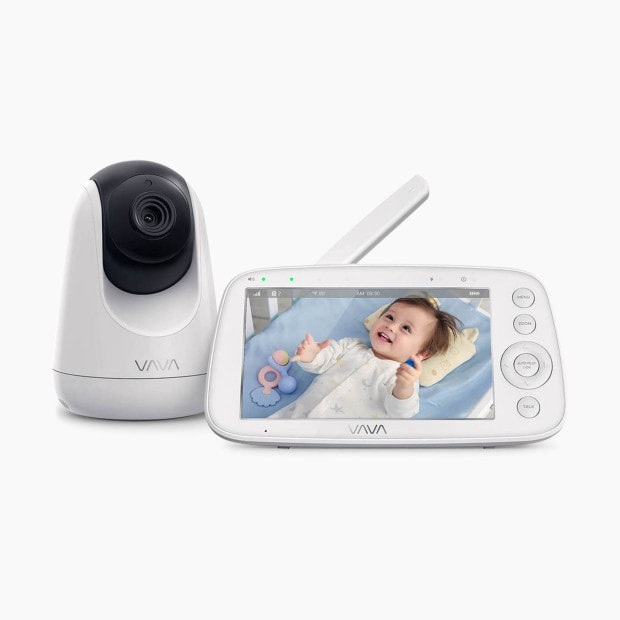 Brighton Butler baby monitor review, vava monitor