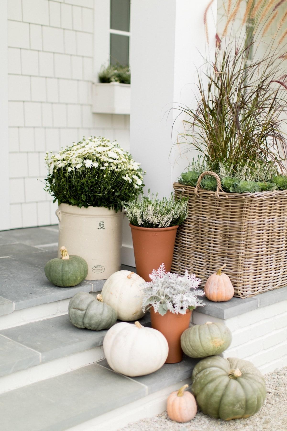 Fall Front porch inspo